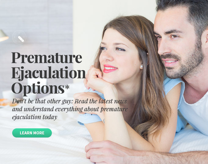 Premature Ejaculation is Avoidable