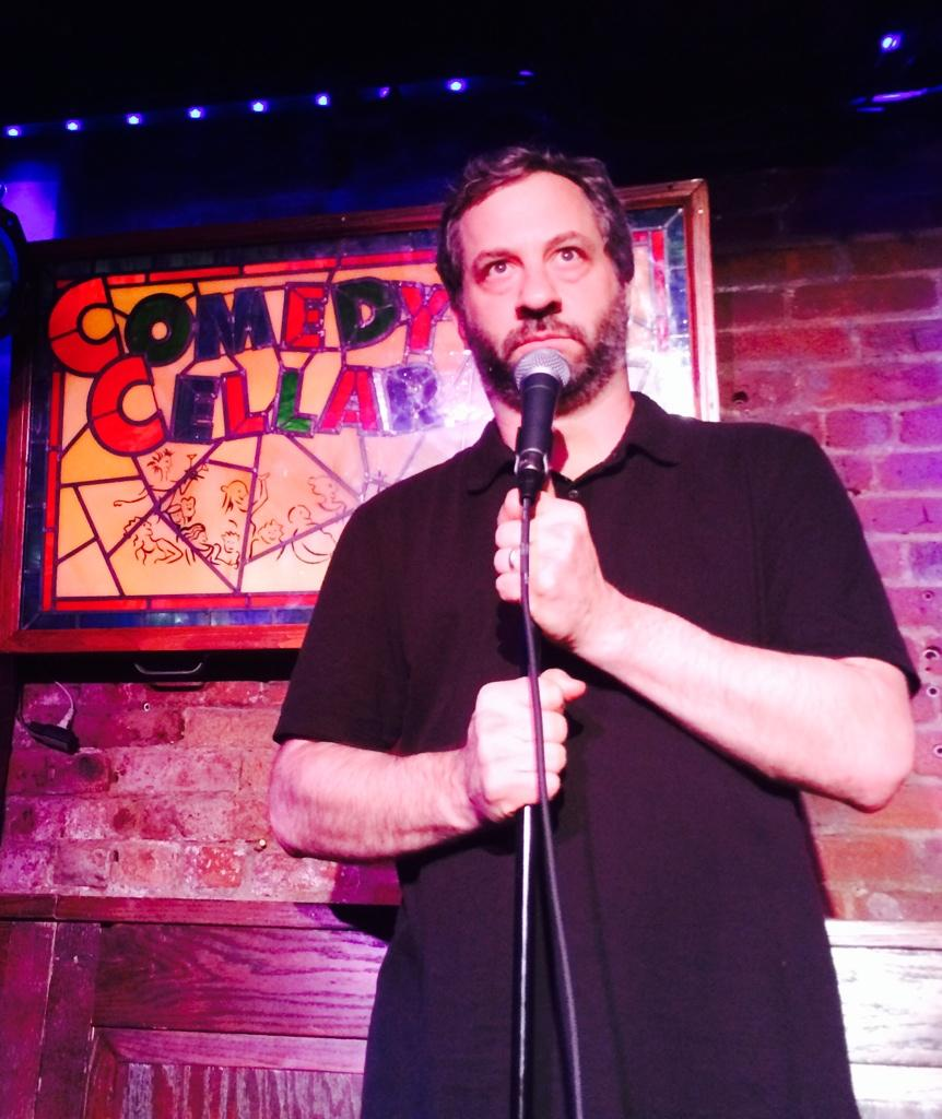 Apatow comedy